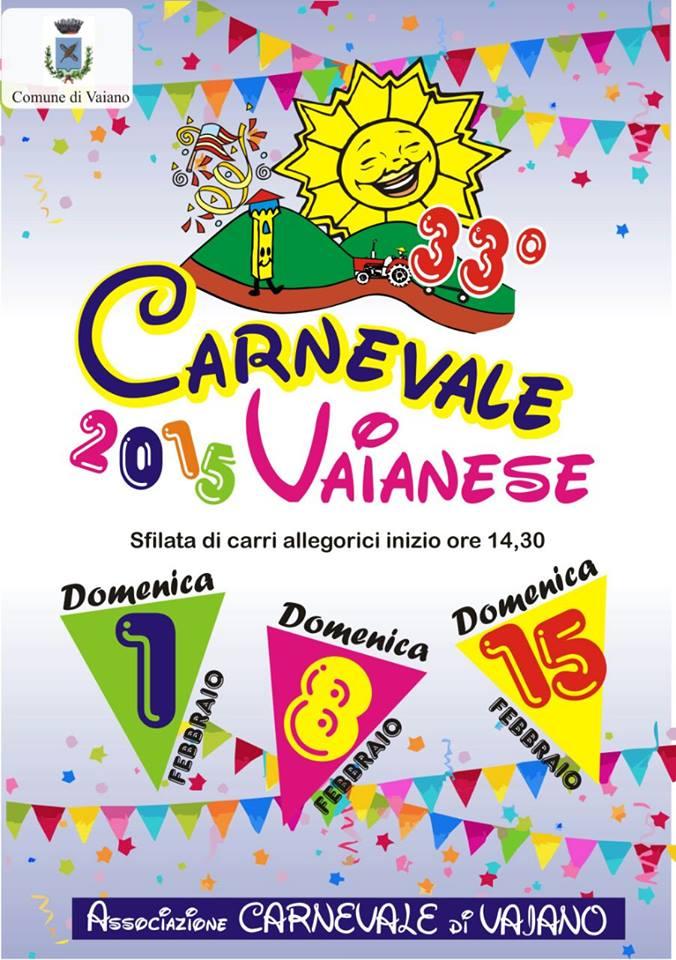 carnevale di vaiano-sfilate 2015